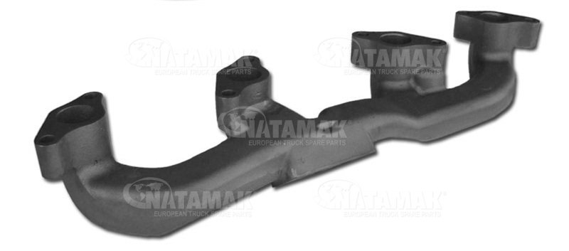 457 142 0601, 427 142 0701, Q04 10 006 | MERCEDES EXHAUST MANIFOLD